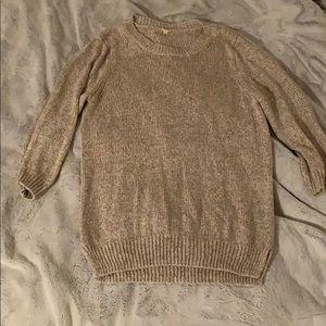 Jcrew oatmeal sweater